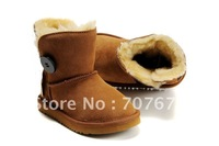 Dropshippping! Wholesale 5991 Kids Snow Boots, kid Sheepskin Boots, Winter Boots, Size: 26-35
