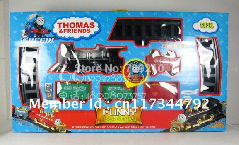 New Rc Toy/Rc Train/Rc Thomas Car/Toys Car with music(China (Mainland))