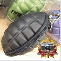 free shipping Grenades hang bag Grenades key bag purse pockets scale package