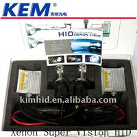 High quality 8-32V 35W H4 HID xenon car headlight xenon super vision hid kit