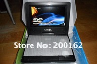 "7.5"" Portable DVD Player Mp3+TV+MP4+USB+SD+GAME+Remote DHL.EMS.FedEx"