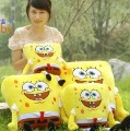 Free shipping Spongebob doll Cute plush toy baby toys as gifts retail price wholesale FS-012