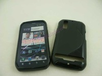 S line TPU Skin protective Case Cover for Motorola Photon 4G MB855