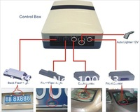 High quality car radar resister YHC-007A help u to avoid traffic punish