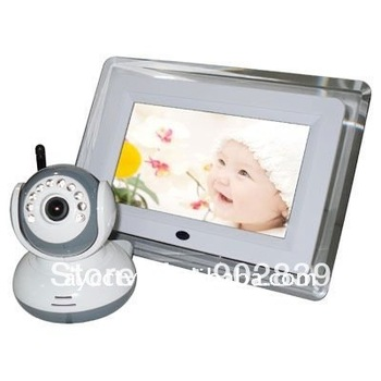 wireless digital Baby Monitors /2.4GHZ Wireless Baby Monitor