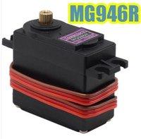 MG946R mg995 upgrade RC Metal Gear Torque Servo For Boat CAR 13KG Torque Metal Servo MG946 Upgraded MG945 fast