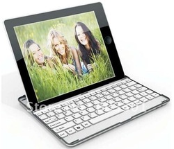 For ipad 2 wireless keyboard, For ipad 2 bluetooth keyboard, super slim, retail packing(China (Mainland))
