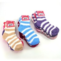 Free Shipping,Cooling necessary. Thick warm socks type towel / floor socks