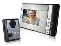 7inch color door phone for you safeguard home,hotsales