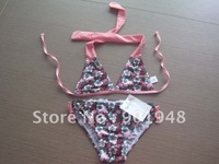 Popular Children's bikini , swimsuit with Uv 50+ nylon/sapndex material