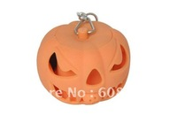 freeshipping! Wholesale Pumpkin Keychain / pumpkin boutique/car key