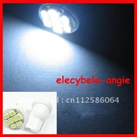 Hot Hot Selling T10 Wedge 8SMD 1206 super bright auto led car led lighting White 500pcs/lot