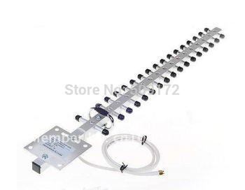 Free shipping !2.4GHz 18dBi directional high gain wifi antenna for Wifi/Wireless Network (SMA)