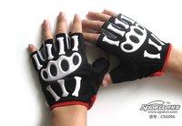 free shipping Spakct Short  bicycle  racing  motorbike  MotorCycle gloves