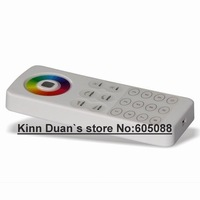 2012 new design ! rgb remote touch dimmer with colorful pully