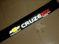 Free Shipping Hot Sale Chevrolet Cruze Vinyl Car Windshield Windscreen Sticker Car Decal Window Adhesive LOGO Graphic