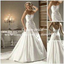 beautiful wedding dress promotion