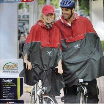 Cycling Bicycle Bike Unisex Raincoat Rain Cape