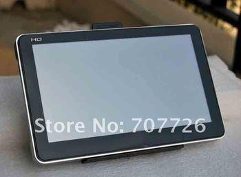 "holiday sale 100%Cheapest 5"" Bluetooth+AVIN+FM+4GB+128M GPS Navigation System car navigator Drop shipping (NC-X09G)"