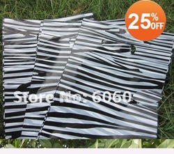 Gift Bag 25% off Only $7.99/lot 100 Pcs Zebra Design Plastic Gift Bag Free Shiping(13x18cm)(China (Mainland))