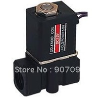 24VDC 2 Way Direct Acting Plastic Solenoid Valve Miniature Valve 2P025 Series G1/4'' 2P025-08 Free Shipping 10pcs t