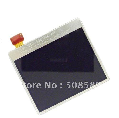 For blackberry 8300 / 8310 / 8320 / 8800 / 8820 LCD display screen new replacement original,100% work on the phone.5pcs/lot!!!(China (Mainland))