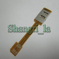 dual sim card adapter for iphone 4