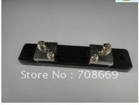 Shunt Resistor for DC 50A 75mV Current Meter Ammeter