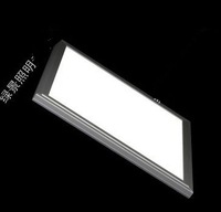free shipping 1200*300 AC100-240V 60W white SMD Slim hi power Emergency LED Panel light