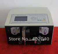free shipping cutting and stripping machine for thick cable
