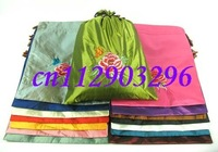 "Free shipping! WHOLESALE 10 pcs Brocade String POUCH ""36x28"" Shoe bag"