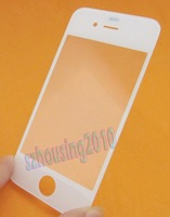 White Replacement LCD Screen Lens For iPhone 4G D0092