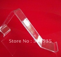 {Free shipping}acrylic shoe display stand rack