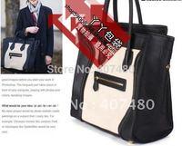 Wholesale retail high quality smiling face Handbag shoulder bag Designer Lady Fashion brand popular leisurely bag