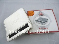 New Automatic Tobacco Roller Tin Cigar Smoking CIGARETTE ROLLING MACHINE