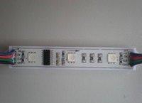 6803IC 5050 3LEDS;DC12V input,waterproof,20pcs a string