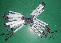 6803IC 5050 3LEDS;DC12V input,waterproof,20pcs a string;2