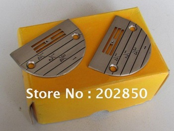 Free shipping single needle sewing machine plate/sewing machine part/accessory,Size from E14-E33 are all available,best quality
