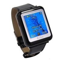 AK08 WATCH MOBILE PHONE 2PCS/A LOT