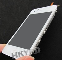 White Touch Digitizer&LCD Display Assembly for Iphone 3G BA010