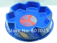 wholesale new beyblade arena 144pcs/lot,blue arena Beyblade Arena,top toy stadium,new beyblade stadium