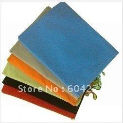 Promotion 1 pcs/lot Cloth bag pouch for 7inch ipad Touch pad, laptop bag,Cloth Case