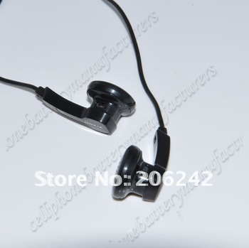 50pcs/lot Wholesales Brand New Stereo Headset Earphone HS-23 For Nokia Mobile Cellphone N70 Free Shipping