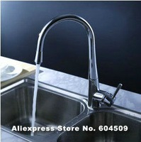 hot sell!! Free Shipping Brand New Contemporary Kitchen Faucet Mixer Tap,YKF0012