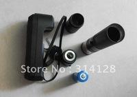 3pcs/lot LASER 1000MW Green focusing, laser flashlight