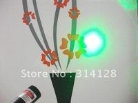 3pcs/lot LASER 1000MW Green focusing, laser flashlight EMS free shipping