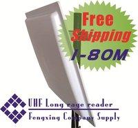 2.4Ghz UHF active long range parking reader (80m)