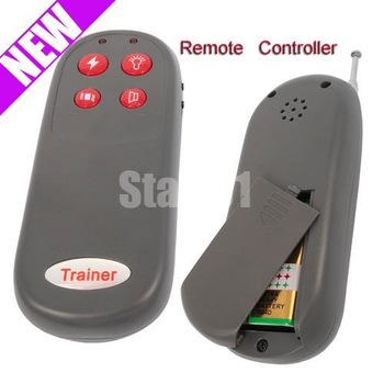 Wholesale best price 10pcs/lot NEW REMOTE CONTROL DOG TRAINING SHOCK VIBRATE COLLAR
