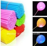 Wholesale Free Shipping 300pcs/lot LED balloon flashing balloon light up balloon