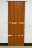 PVC folding door L06-001,Casual door,plastic door,accordion doors,H205cm*W81cm,postage free